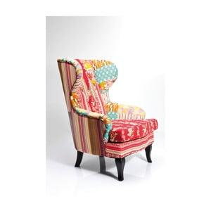 Fotel Kare Design Patchwork