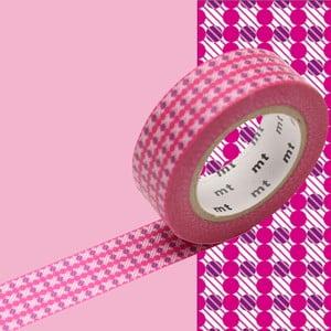 Taśma dekoracyjna washi MT Masking Tape Zoe, dł.10m
