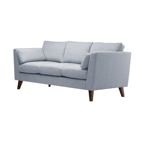 Szara sofa trzyosobowa Jalouse Maison Elisa