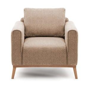 Piaskowy fotel VIVONITA Milton