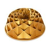 Forma na babkę w złotym kolorze Nordic Ware Jubilee