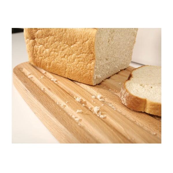 Pojemnik na chleb z deską   Bread Bin, biały