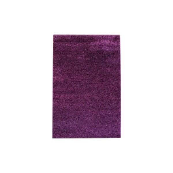 Dywan wełniany Kerima Purple, 140x200 cm