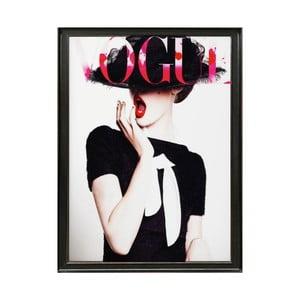 Plakat w ramie Deluxe Vogue no. 4, 70x50cm