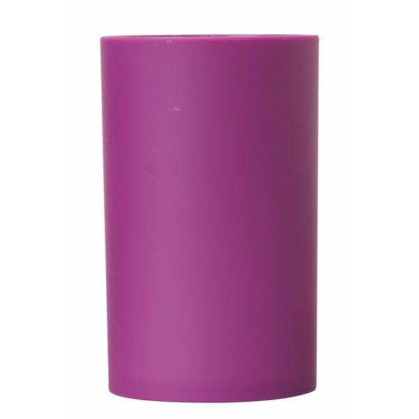 Kubek na szczotki do zębów New Plus Purple