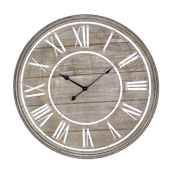 Zegar naścienny Iron Natural, 80 cm