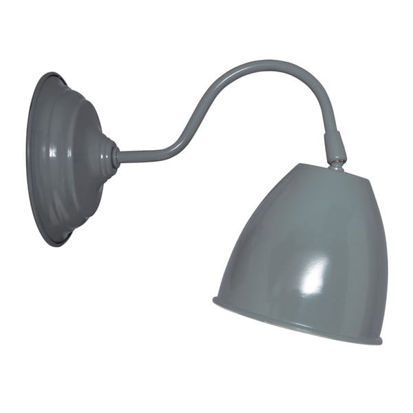 Lampa ścienna Listera Gray
