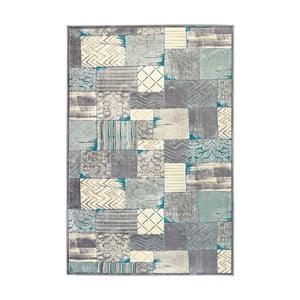 Niebieski dywan Universal Farashe Blue II, 200x300cm
