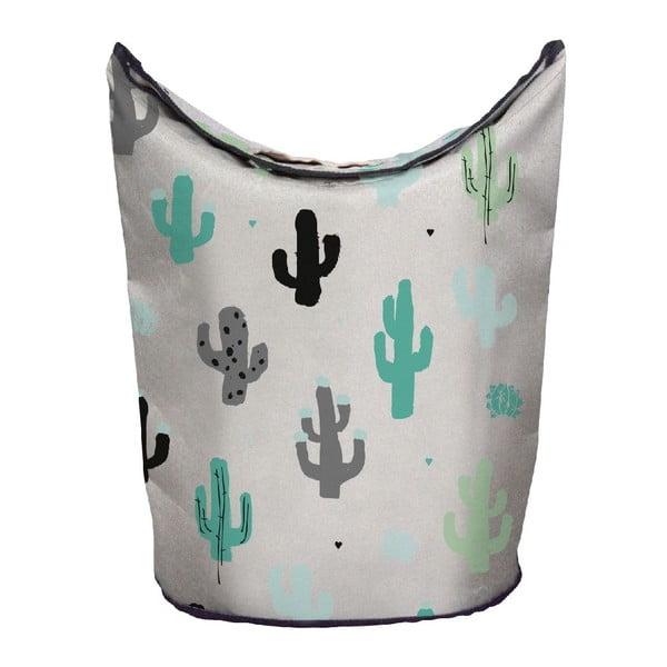 Kosz na bieliznę Cactus World