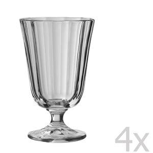 Zestaw 4 szklanek Ana Cotes, 195 ml