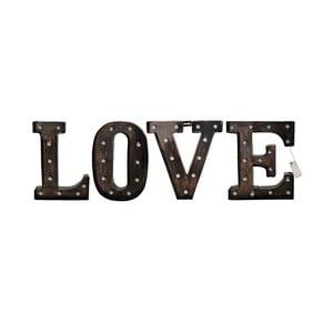 Świecąca dekoracja LOVE