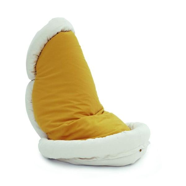 Mata wielofunkcyjna Blandito 150 cm, żółta