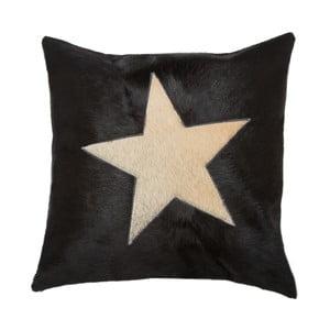 Poduszka Capa Star Black, 45x45 cm