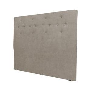 Kremowy zagłówek łóżka Windsor & Co Sofas Phobos, 160x120 cm