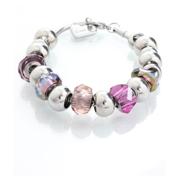 Bransoletka z kryształami Swarovski Elements Laura Bruni Drava