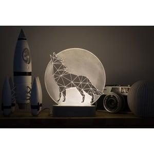 Lampka Wolf Full Moon