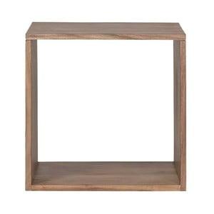 Półka z drewna akacjowego Woodking Darley