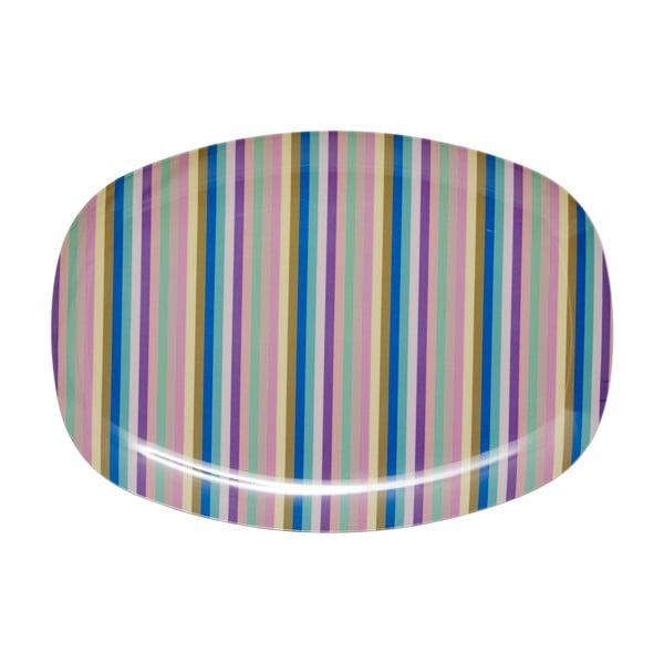 Półmisek Stripe Print