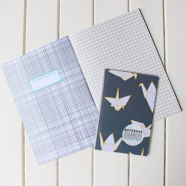 Notes Cranes A6