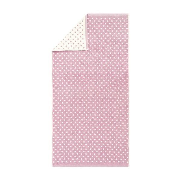 Ręcznik Nostalgie Rose Dots, 50x100 cm
