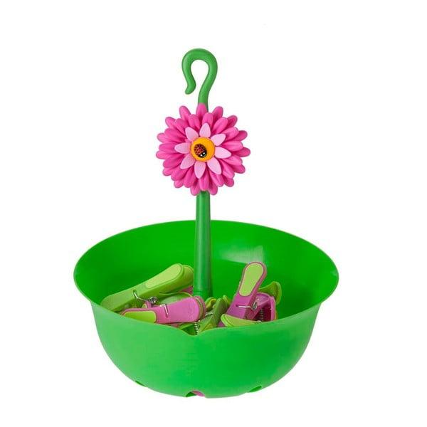 Podwieszany koszyk na spinacze Vigar Greeno