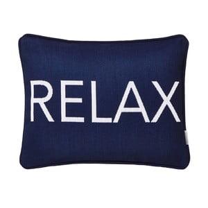 Poszewka na poduszkę Relax Navy