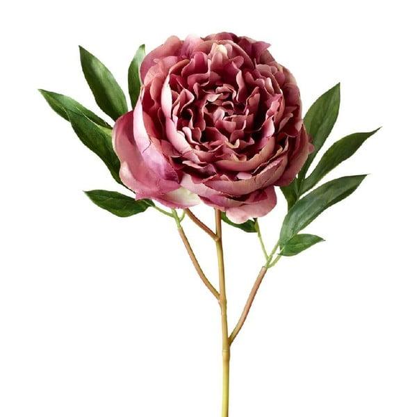 Sztuczny kwiat Peony Pink