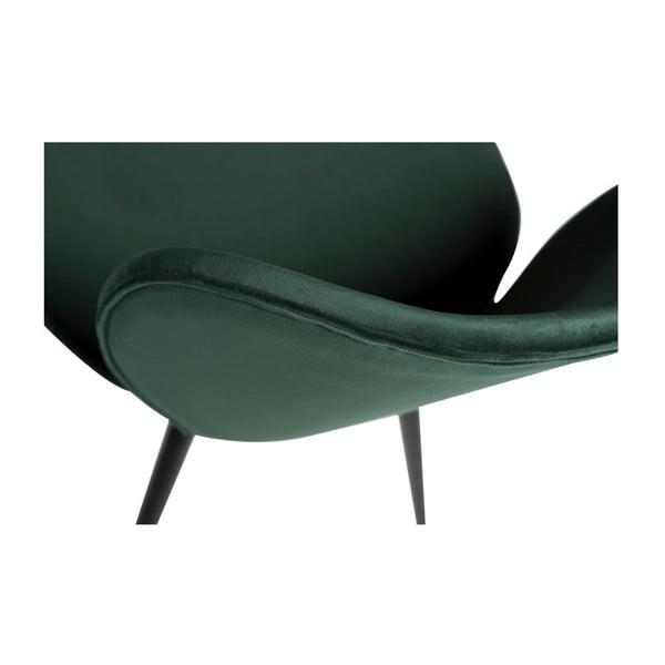 Zielone krzesło DAN-FORM Denmark Cloud