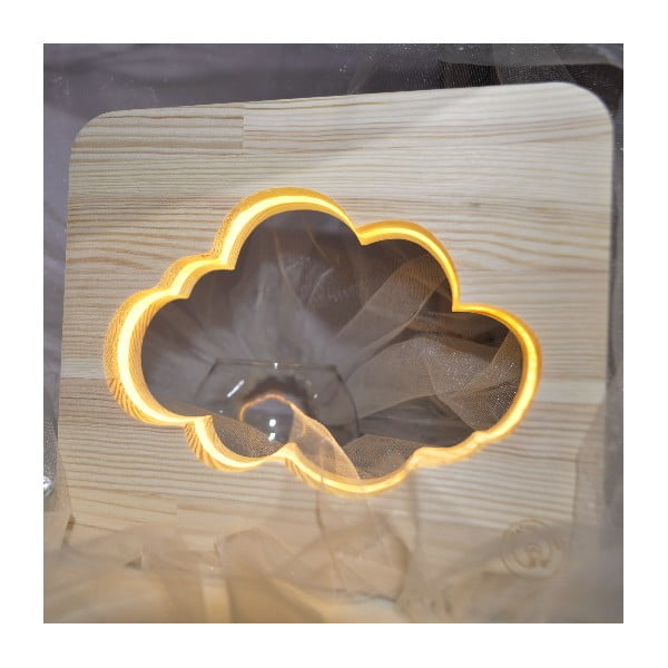 Lampka dziecięca Creative Gifts Cloud