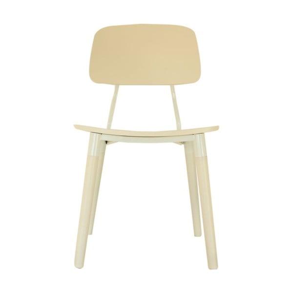 Krzesło Frances Retro White