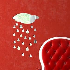 Lustro dekoracyjne Deszcz
