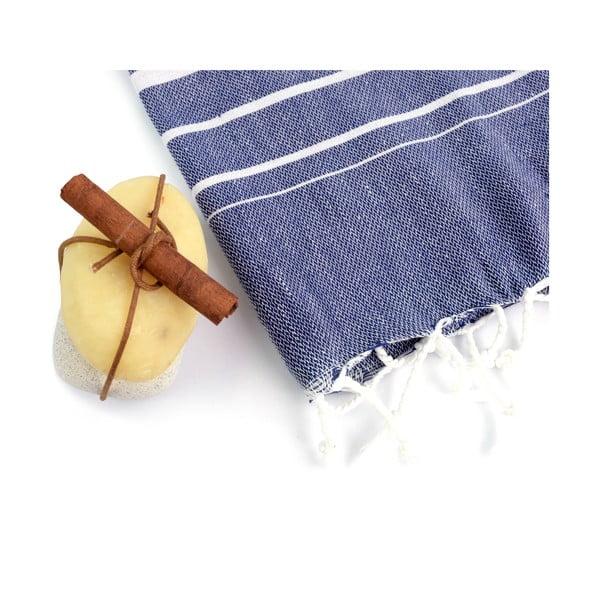 Zestaw 2 ręczników hammam HF Living Ocean
