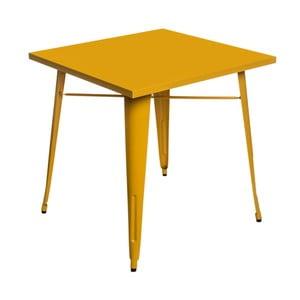 Żółty stół D2 Paris