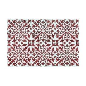 Dywan winylowy Carmen Rojo, 65x100 cm