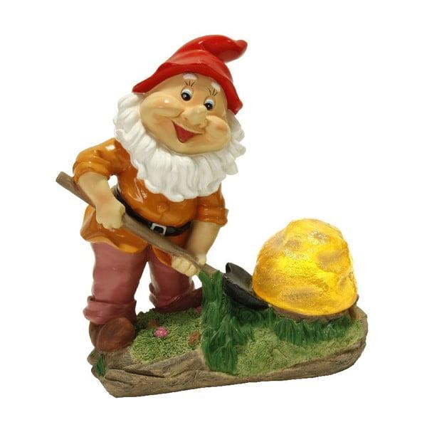 Dekoracja ogrodowa LED Best Season Dwarf, 21 cm