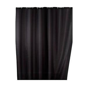 Antypleśniowa zasłona prysznicowa Wenko Black