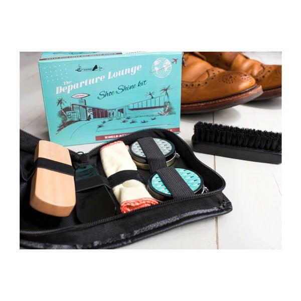 Komplet do czyszczeni butów Rex London Departure Lounge
