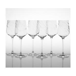 Zestaw 6 kieliszków do czerwonego wina Wielicha na dole
