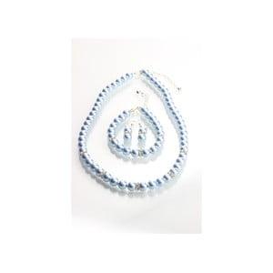 Komplet biżuterii z kryształami Swarovski Elements Laura Bruni Lena