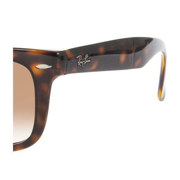 Okulary przeciwsłoneczne Ray-Ban Wayfarer Folding Sunglasses Dark Havana