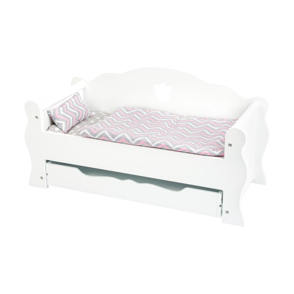Łóżko do domku dla lalek Legler Dolls Day Bed