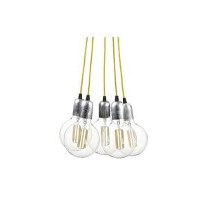 Lampa wisząca JamJar Lights, metalowa