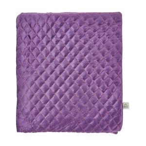Pled Charissa Purple, 130x180 cm