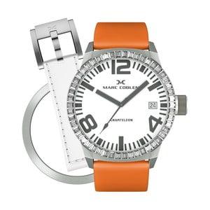 Zegarek damski Marc Coblen z dodatkowym paskiem i obręczą P71