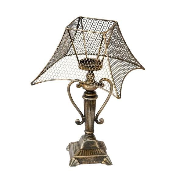 Świecznik à la lampa Bettina