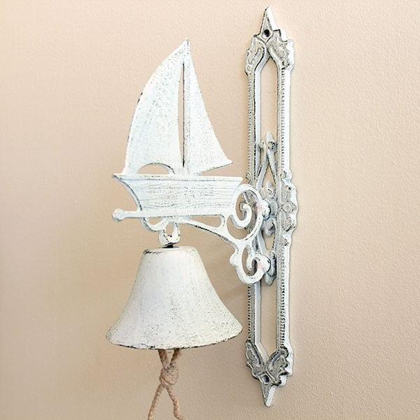 Dzwonek Vintage White