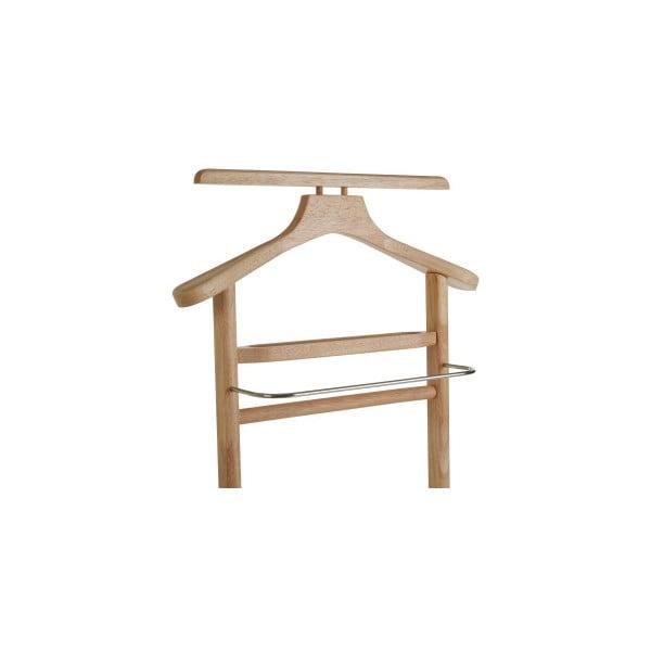 Stojak na ubrania z drewna kauczukowego Premier Housewares Valet