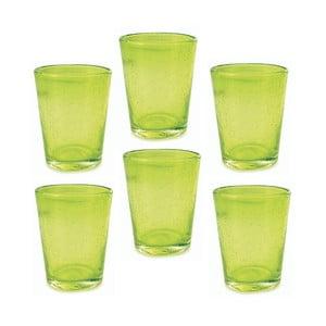 Zestaw 6 szklanek Cancun Limone