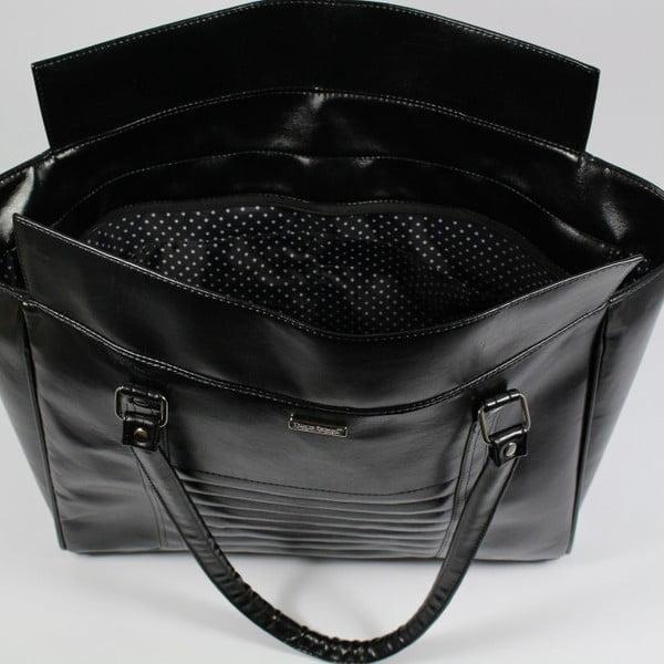 Czarna torebka Dara bags Futurio Extended