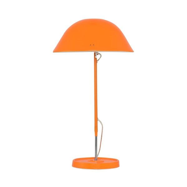 Lampa stołowa Newz, pomarańczowa
